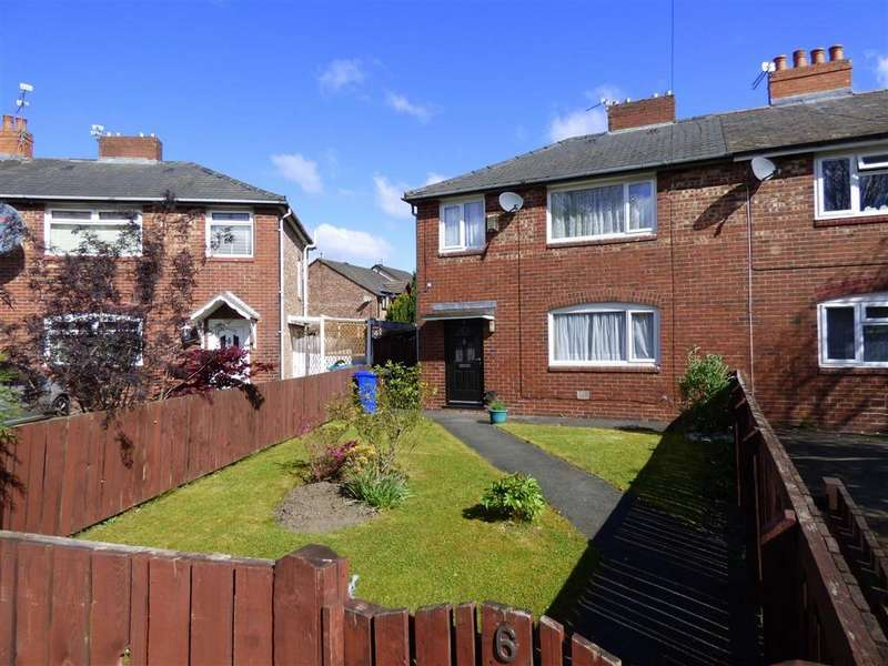 3 Bedrooms Semi Detached House for sale in Yew Tree Crescent, Fallowfield, Manchester, M14