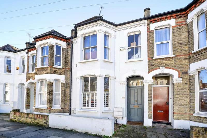 3 Bedrooms Terraced House for sale in Kerrison Road, Battersea, SW11