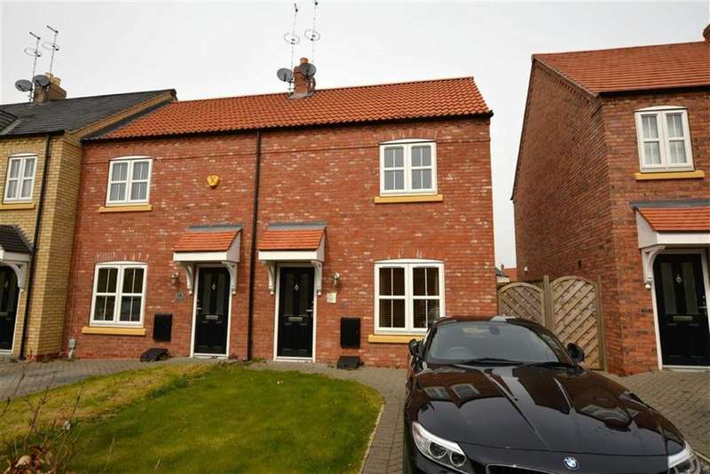 2 Bedrooms End Of Terrace House for sale in Markeaton Park, Kingswood, Hull, HU7