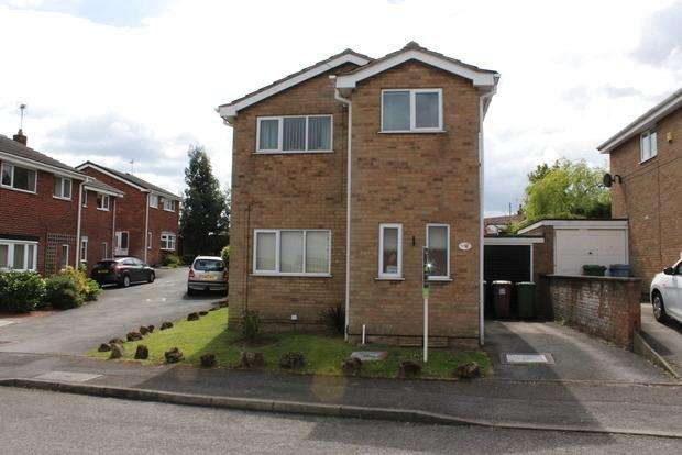 3 Bedrooms Detached House for sale in Santon Road, Forest Town, Mansfield, NG19