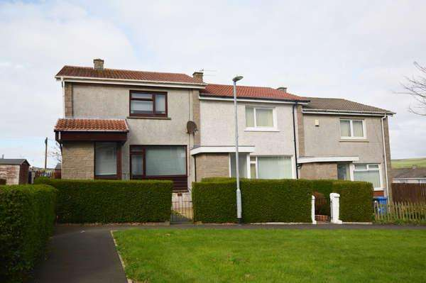 2 Bedrooms End Of Terrace House for sale in 86 Chapelhill Mount, Ardrossan, KA22 7LY
