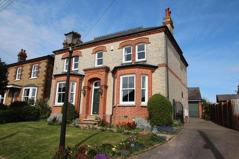 4 Bedrooms Detached House for sale in Park Lane, Earls Colne, Colchester