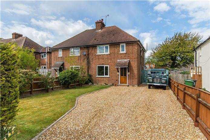 3 Bedrooms Semi Detached House for sale in Shelford Road, Fulbourn, Cambridge
