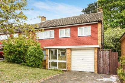 3 Bedrooms Detached House for sale in Tubbenden Close, Orpington