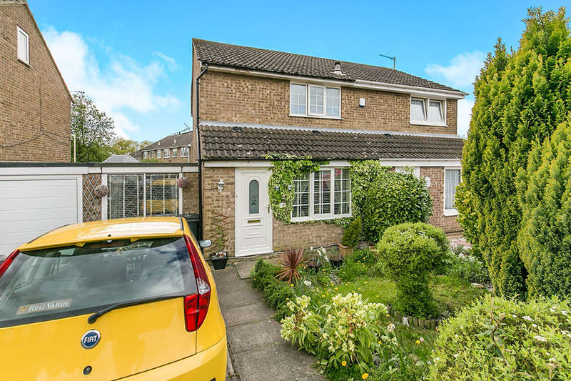 2 Bedrooms Semi Detached House for sale in Inglewood Close, DARLINGTON, DL1