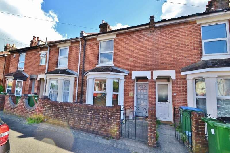 3 Bedrooms Terraced House for sale in Portswood