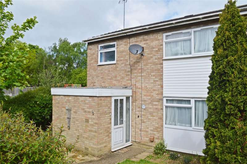 3 Bedrooms End Of Terrace House for sale in Millfield, WELWYN GARDEN CITY, Hertfordshire