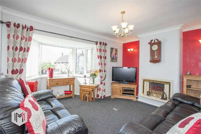 3 Bedrooms Semi Detached House for sale in Gloucester Crescent, Hindley, Wigan, Lancashire