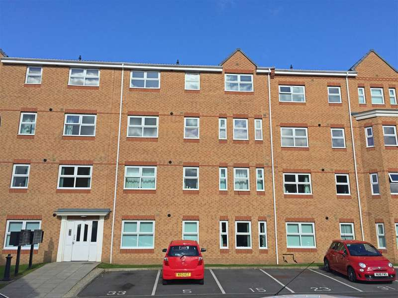 2 Bedrooms Apartment Flat for sale in Baird House, Thornaby, Stockton on Tees