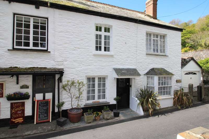 2 Bedrooms Cottage House for sale in Polperro