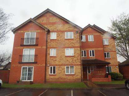 2 Bedrooms Flat for sale in Galbraith Close, Aigburth, Liverpool, Merseyside, L17