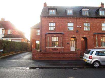 4 Bedrooms Town House for sale in Victoria Way, Coventry Road, Coleshill, Birmingham