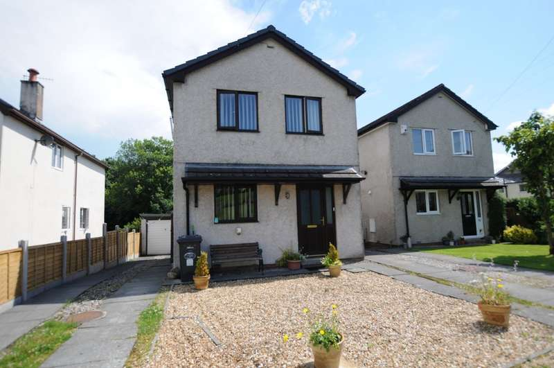 3 Bedrooms Detached House for sale in Dove Nest Lane, Endmoor