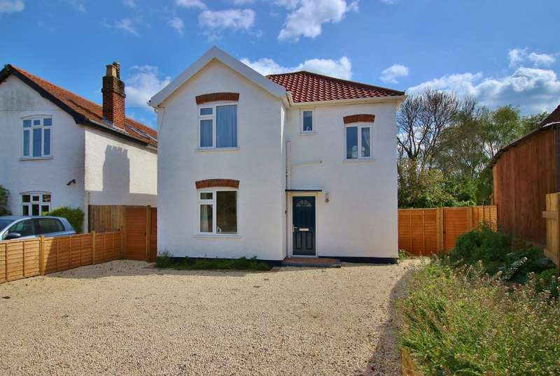3 Bedrooms Detached House for sale in Plumstead Road, Norwich