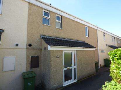 3 Bedrooms Terraced House for sale in Estover, Plymouth, Devon