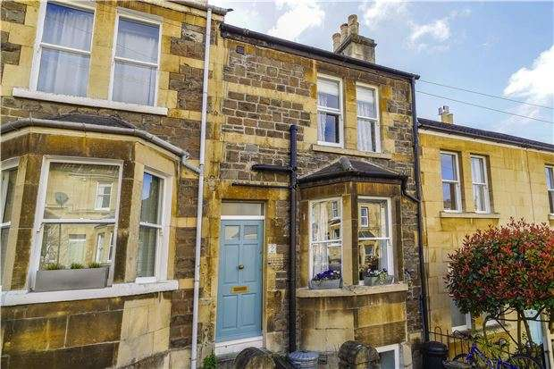 3 Bedrooms Terraced House for sale in Gillingham Terrace, BATH, Somerset, BA1