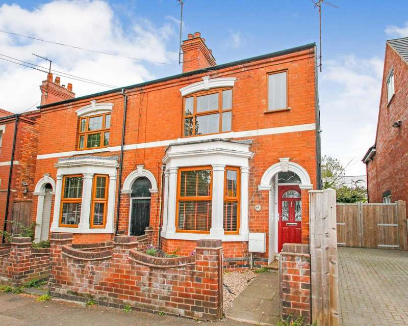 3 Bedrooms Terraced House for sale in Higham Road, Rushden