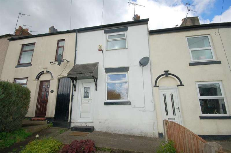 2 Bedrooms Terraced House for sale in Congleton Road, Talke