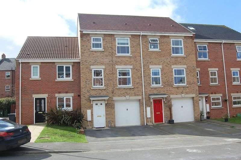 4 Bedrooms Terraced House for sale in Phoenix Grove, Northallerton