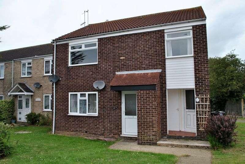 2 Bedrooms Flat for sale in Spexhall Way, Gunton