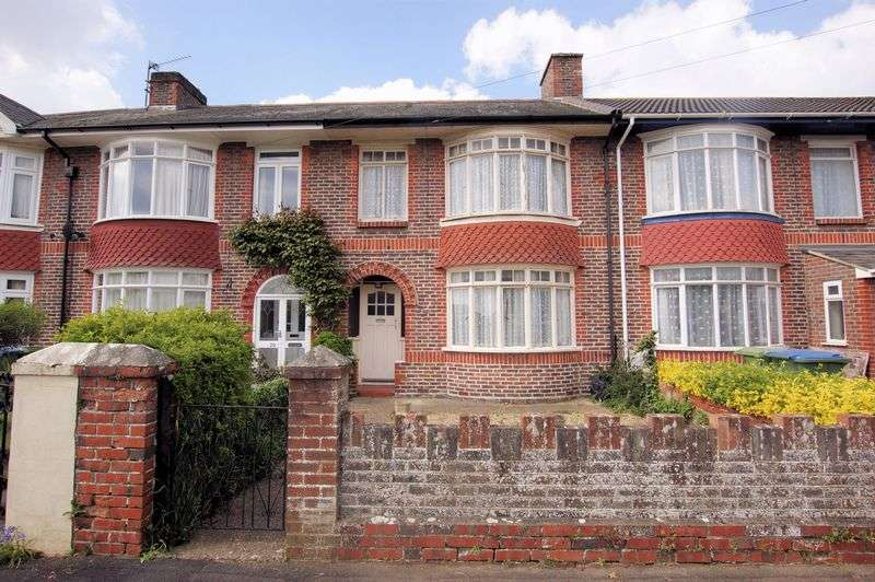 3 Bedrooms Terraced House for sale in Westley Grove, Fareham
