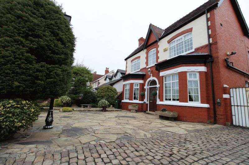 4 Bedrooms Detached House for sale in Bibby Road, Southport