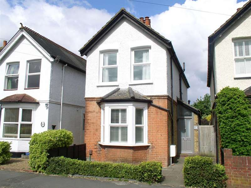 3 Bedrooms House for sale in Florence Road, Walton-On-Thames