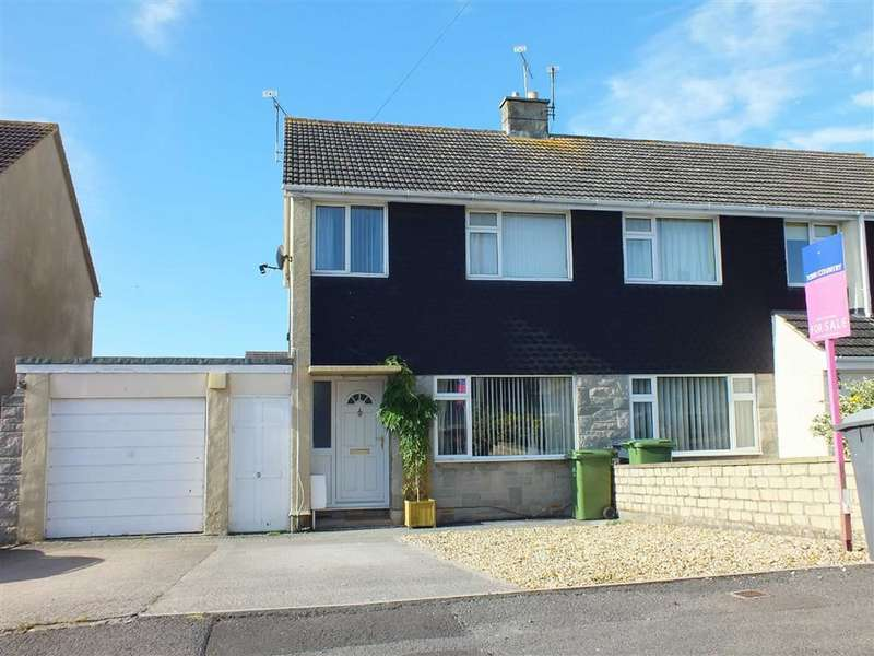 3 Bedrooms Property for sale in White Horse Close, Trowbridge, Wiltshire, BA14