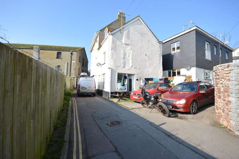 1 Bedroom Semi Detached House for sale in Mulberry Street, Teignmouth, Devon, TQ14