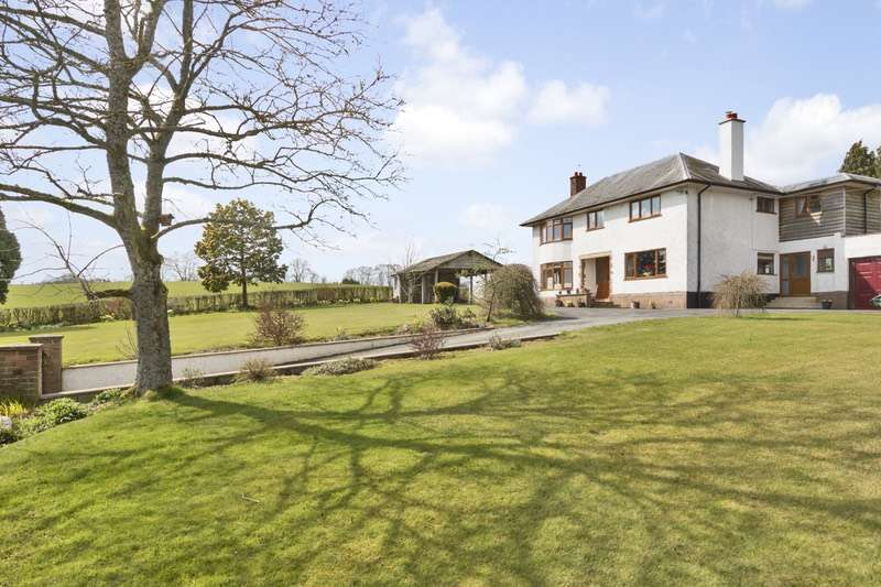 4 Bedrooms Detached House for sale in Llanddewi, Llandrindod Wells, Powys, LD1
