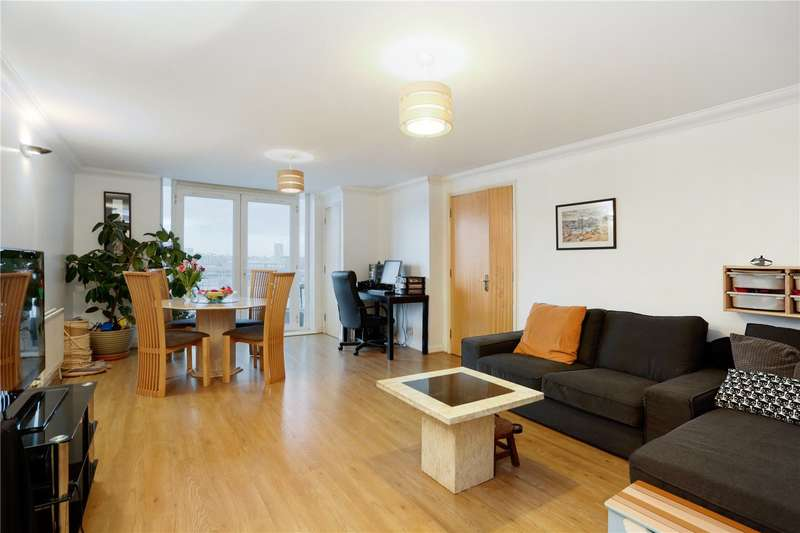 2 Bedrooms Flat for sale in Millennium Drive, London, E14