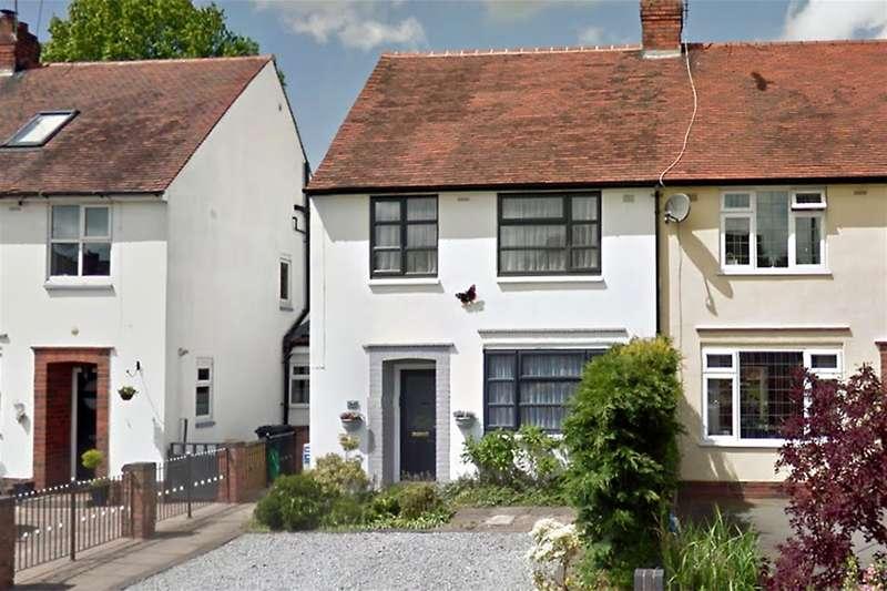 3 Bedrooms Semi Detached House for sale in Barnett Lane, Wordsley, DY8 5PZ