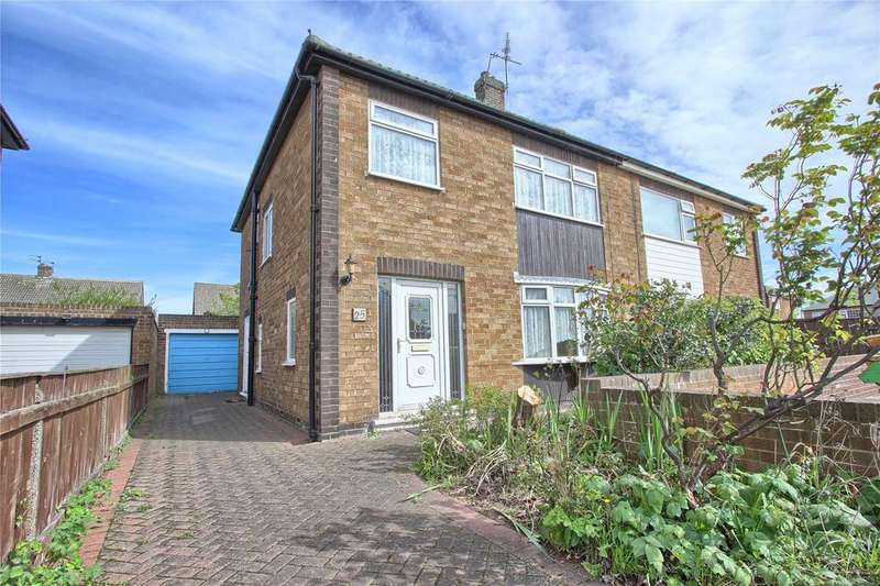 3 Bedrooms Semi Detached House for sale in Sandown Park, Redcar