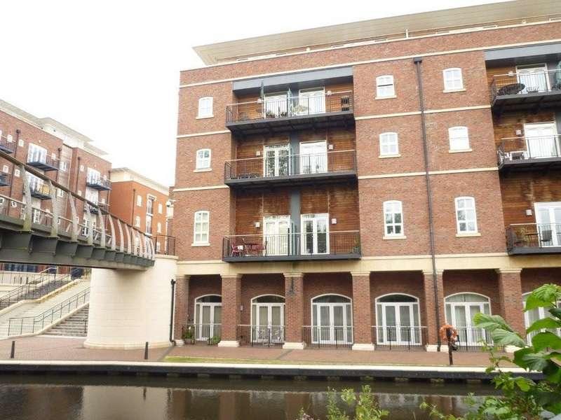 2 Bedrooms Apartment Flat for sale in Waters Edge, Waterside, Dickens Heath