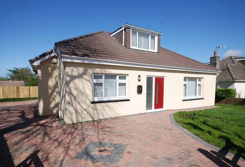 4 Bedrooms Detached Bungalow for sale in Cae Rex, Llanblethian, Cowbridge, Vale of Glamorgan, CF71 7JS