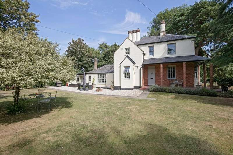 5 Bedrooms Detached House for sale in Shipston On Stour