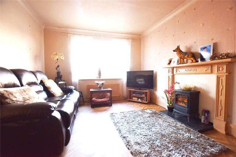 2 Bedrooms Semi Detached Bungalow for sale in Grange Fields Road, Leeds, West Yorkshire, LS10