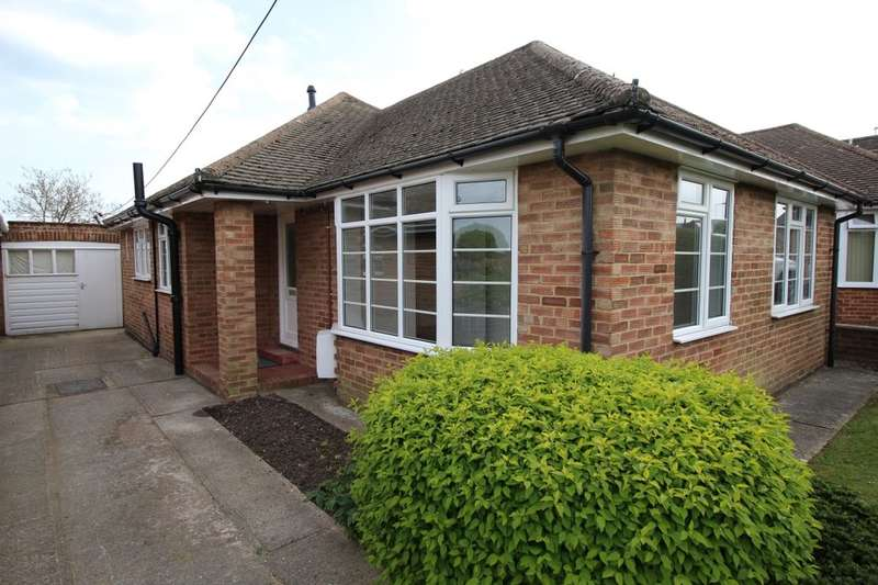2 Bedrooms Detached Bungalow for sale in Downsvalley Road, Eastbourne, BN20