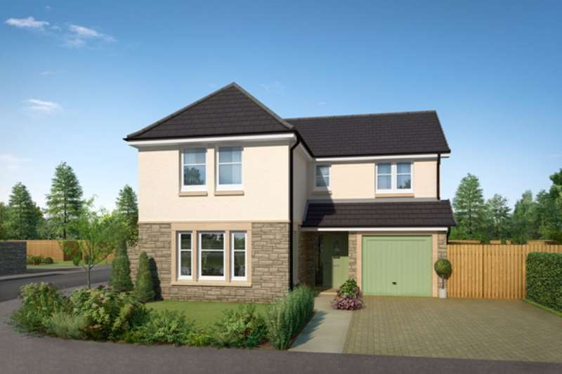 4 Bedrooms Detached House for sale in Motherwell, ML1