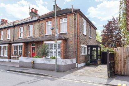 3 Bedrooms End Of Terrace House for sale in Burnhill Road, Beckenham