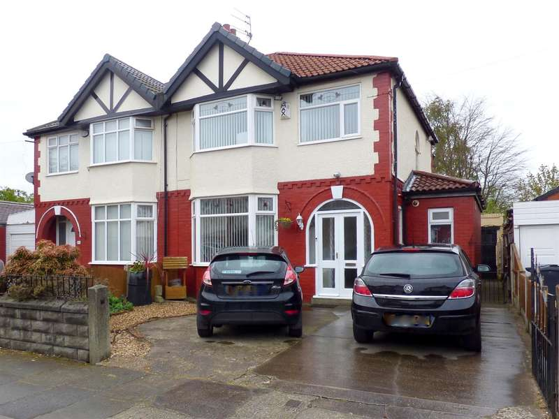 3 Bedrooms Semi Detached House for sale in Briar Drive, Huyton, Liverpool