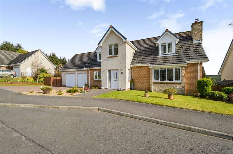 5 Bedrooms Detached House for sale in Bards Way, Tillicoultry