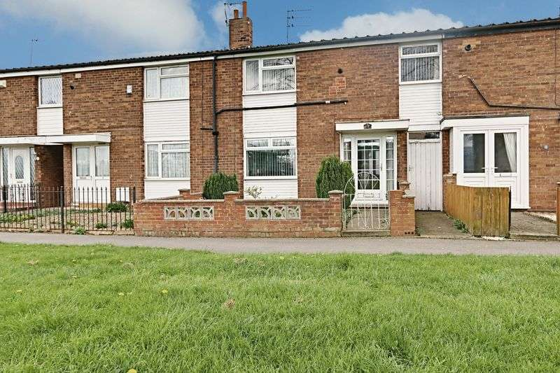 3 Bedrooms Terraced House for sale in Ainshaw, Hull