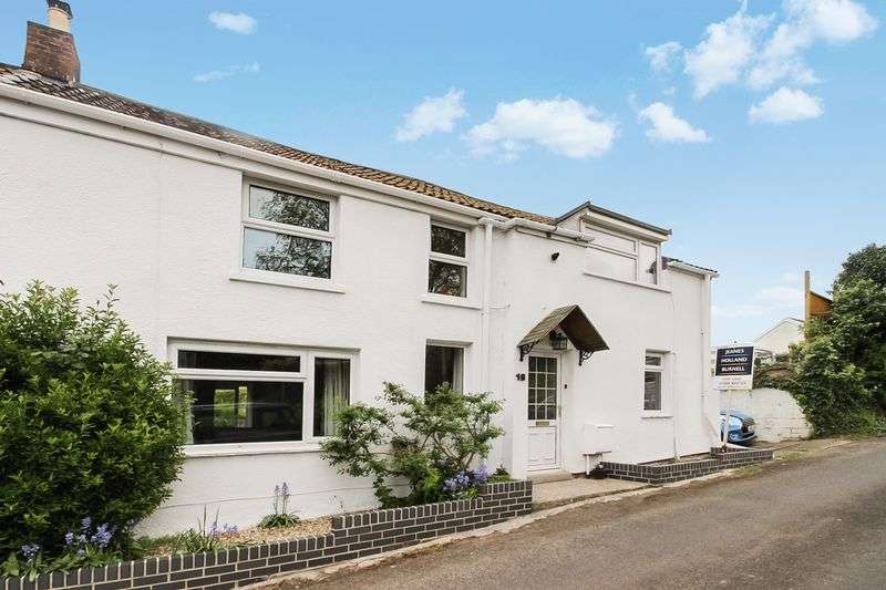 3 Bedrooms Semi Detached House for sale in Old Wells Road, Glastonbury