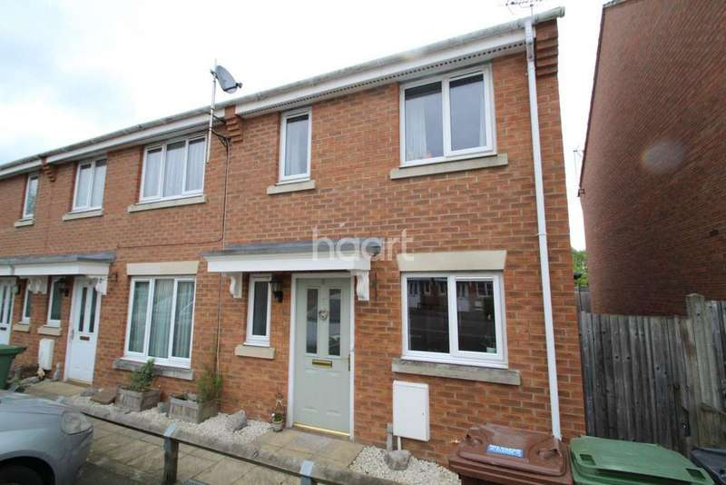2 Bedrooms End Of Terrace House for sale in Shelley Close, Borehamwood