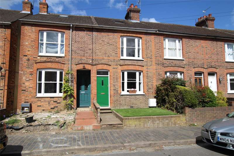 3 Bedrooms Terraced House for sale in Walton Street, St. Albans, Hertfordshire, AL1