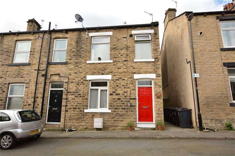 2 Bedrooms Terraced House for sale in Gilbert Street, Farsley, Pudsey, West Yorkshire