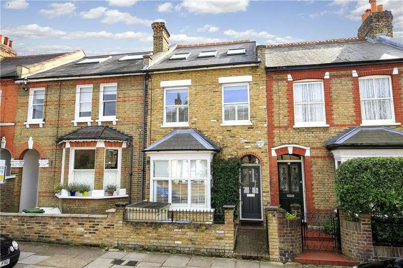 4 Bedrooms Terraced House for sale in Northcote Road, St Margarets, Twickenham, Middlesex, TW1