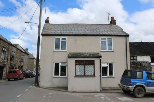 3 Bedrooms Detached House for sale in Quay Street, Lostwithiel, Cornwall