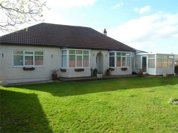 4 Bedrooms Detached Bungalow for sale in Old Ferneybeds Road, Widdrington, Morpeth, Northumberland